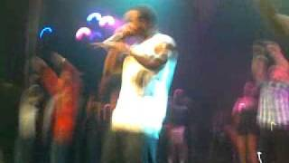 Game - Higher @ House of Blues 10/22/2011