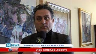 Intervista  vice Sindaco Agostino Licari 12 Febbraio 2018