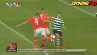 Benfica x Sporting 0-3 - Resumo Completo e Golos JORNADA 8 - 25/10/2015