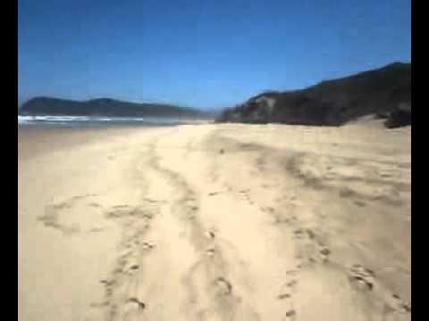 Myoli beach view