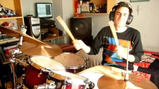 La Renga - A tu lado (Drums Cover by Enzo Nicita with his new Pearl Decade)