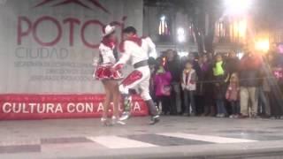 Kalamarka - Baile Caliente (Caporales - Danza Boliviana - Ballet Andares)