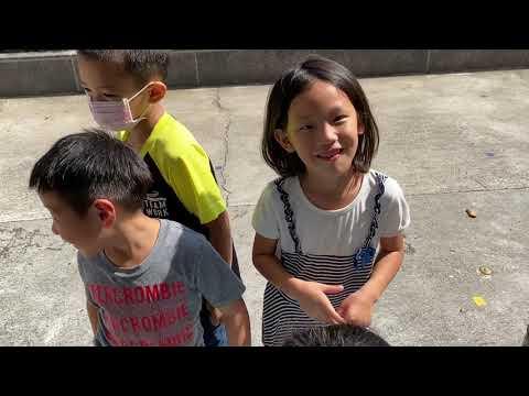 孩子能用閩南語應答