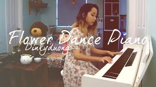 Flower dance - DJ Okawari - piano cover by dinkyduong