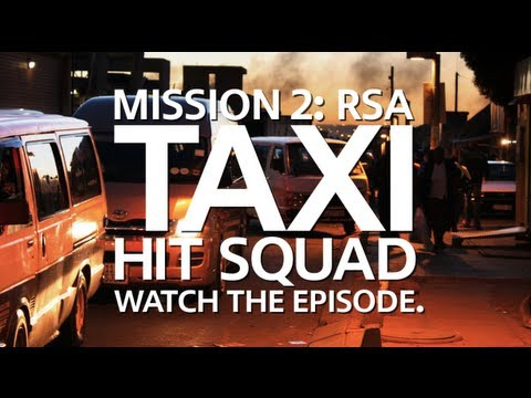 "MINI+VICE ""All the Wrong Places"": Taxi Hit Squad"