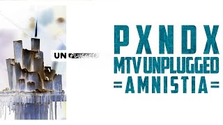 Amnistia | PANDA | Mtv Unplugged