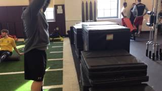 Bonvecstrength.com - Incorrect Box Jump Landing