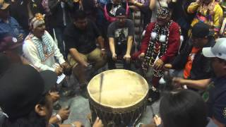 Black Lodge Singers Sweet Intertribal Song @ Kyiyo Powwow 2016