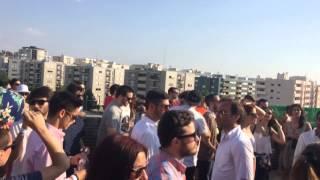 Johnny D @ Rooftop braga 2015 assalto ao arranha céus - Miguel rendeiro B Party