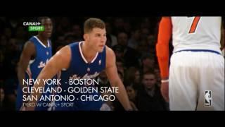 Święta z NBA w CANAL+ SPORT
