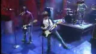 The Vines: Get Free (Live Meltdown on Letterman)