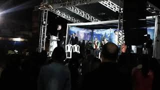 Cruzada Novas de Paz em Araçoiaba