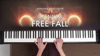 Illenium - Free Fall | Piano Cover