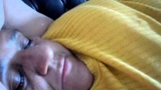 Mara dormindo!!!