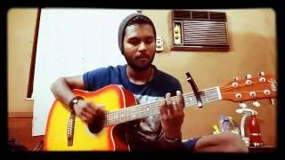 Runaway -sam feldt and deepend ft. Teemu (guitar version) by kunal mahale