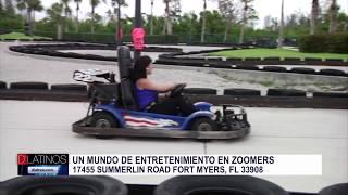 Gaby Romero visitó Zoomers para hablarnos de este fabuloso centro de diversión