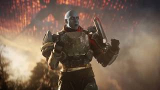 Destiny 2 Trailer New Legends will Rise