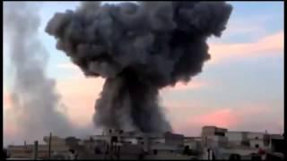 Idlib Taftanaz Shelling on 2012/11/17