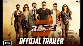 Race 3 | Official Trailer | Salman Khan | Remo D'Souza | Releasing on 15th June 2018 | #Race3ThisEID