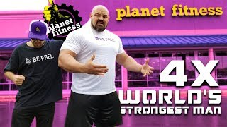 KICKED OUT OF PLANET FITNESS WITH JUJIMUFU