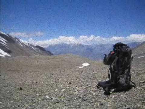 Thorung-La (5400m), Nepal, 2007