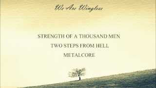 Two Steps From Hell - Strength Of A Thousand Men (We Are Wingless, metalcore cover)
