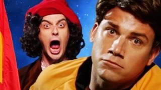 Columbus vs Captain Kirk.  Epic Rap Battles of History #14