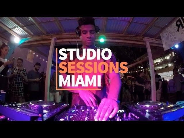 Video de la sesión en directo de Caleb Calloway para Miami Studio Sessions.