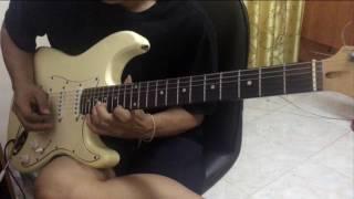 เจ็บที่ยังรัก AIRBORNE  Guitar Solo