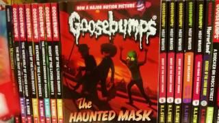 Goosebumps Book Shopping