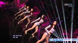 KARA - PANDORA [SBS Inkigayo 120923] Live HD