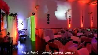 Montagem Festa Retrô 2015 by Dj Express