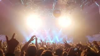 SSIO - Nullkommaneun LIVE in Hamburg 09.10.2016 [60FPS]