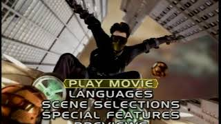 Opening to Spider-Man 3 2007 DVD [True HQ]