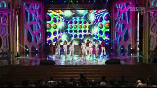 T-ara - Roly Poly (SBS Seoul International Drama Awards 110831) Live HD