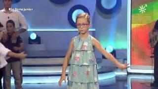 Carmen Cabrilla- Los aceituneros 2- gala 4 juniors copla