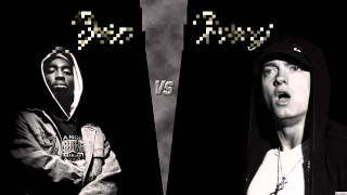 2Pac feat Eminem Dark Nights NEW 2015