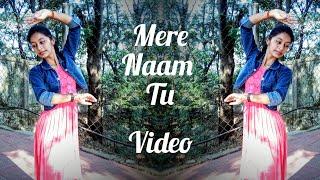 ZERO MOVIE / Mere Naam Tu Dance video/Choreographed by Anushka Singh