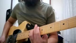 Master Of Puppets Cover Metallica ( Fender Telecaster Baja - Zoom G9 2.tt )