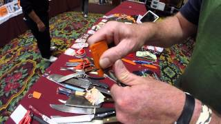 How to Sharpen your Pocket Knife Razor Sharp