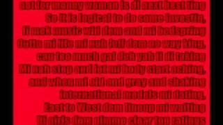 RICO BERNASCONI & BEENIE MAN ft AKON - Girls lyrics