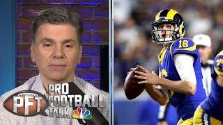 Sean McVay praising Jared Goff with no deal in sight   Pro Football Talk   NBC Sports