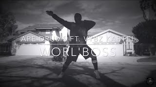 Ape Drums Ft. Vybz Kartel - Worl'boss | ProjectGRAY