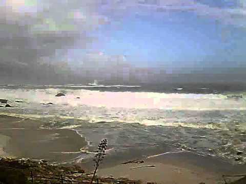 Timelapse Video – Glen Beach – 19/06/2011