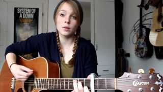 Hey Ya! - Outkast (Sarah Mia acoustic cover)