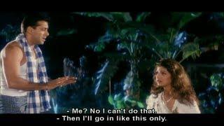 Salman Khan Prays to God to give Rambha back her Eyesight (Bandhan)