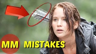 10 MISTAKES in The Hunger Games - The Hunger Games Movie MISTAKES