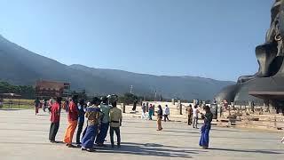 Shiv shambho shiv shankar feat song, #Adiyogi shiva statue Coimbatore