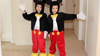 Kids 101 Costume Runway Show