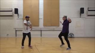 Fergie - Glamorous (Dance Routine)